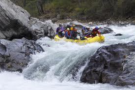 Rafting in Bhutan