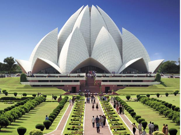 Baha'i house of Worship in Delhi