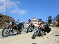 motor cycle tour , which is gaining popularity as a recreational sport for  locals and as a package tour for the guests
