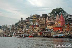 Vanarasi  - holy city in India