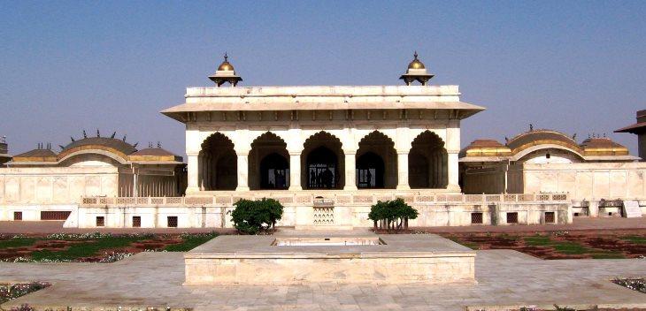 Diwan-e-Khas, Agra